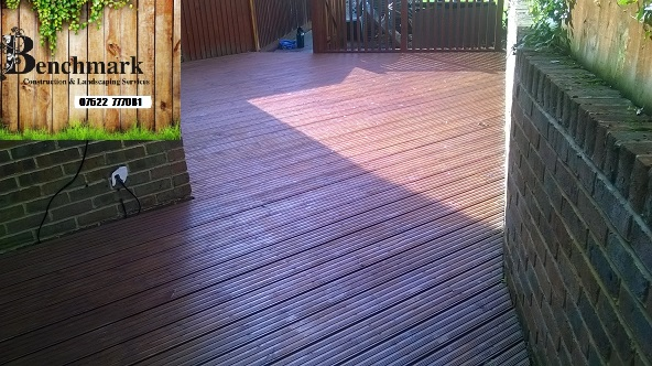 decking installation construction deck designs maidstone